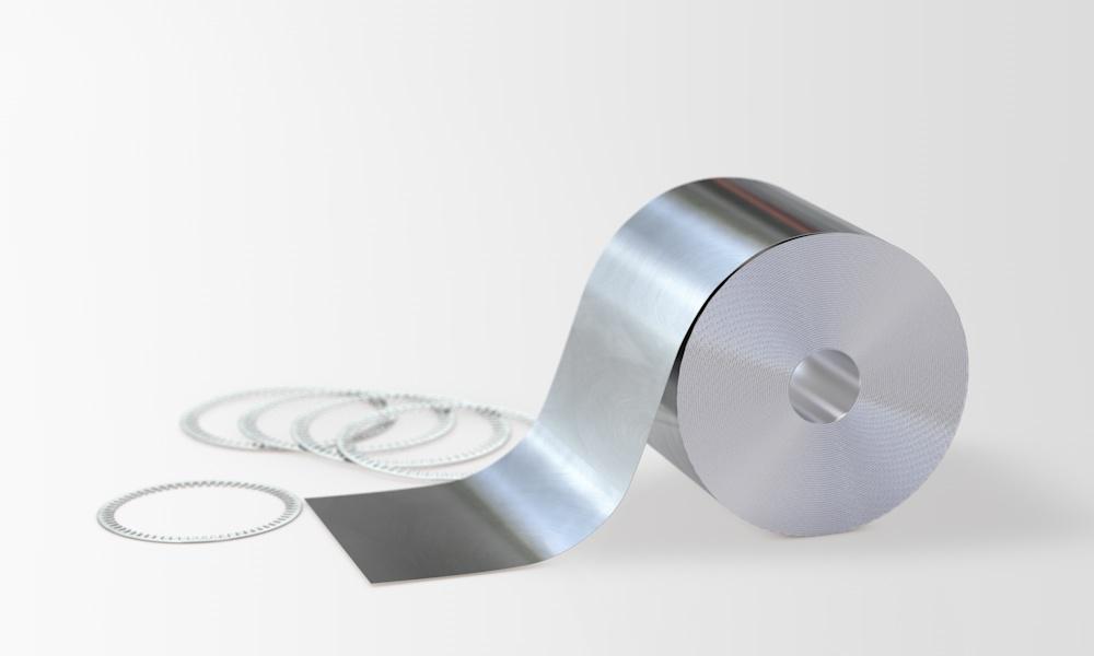 Elektroblech-Bänder
