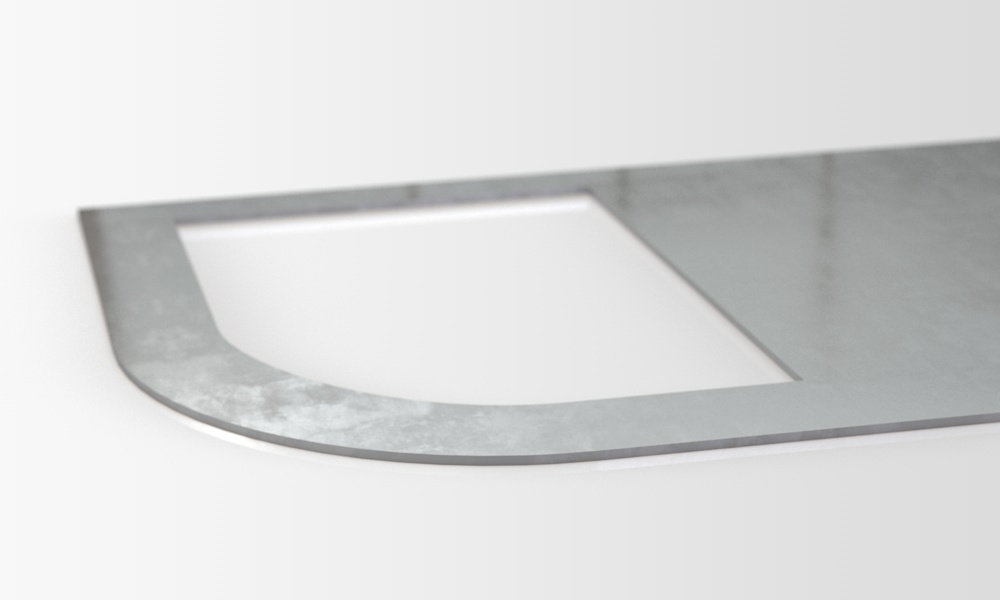Laser-cut Blanks